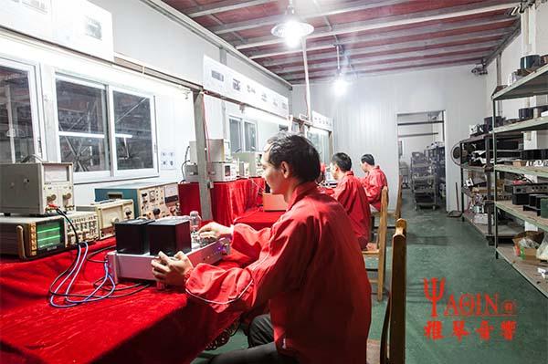 雅琴-生产车间