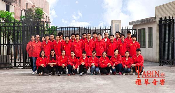 雅琴-技术团队