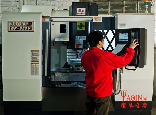 雅琴 CNC生产车间