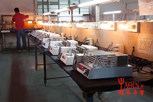 雅琴 3C集合一体化生产